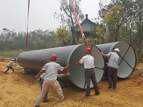 秦皇岛开发区引青供水工程