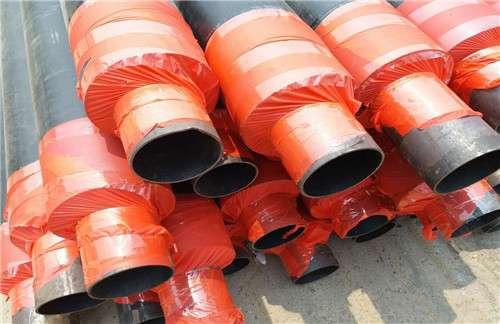 高密度聚乙烯热力保温管